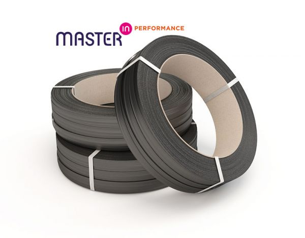 Master'in Performance Umreifungsband schwarz, 12 x 0,63 mm, 2.700 m