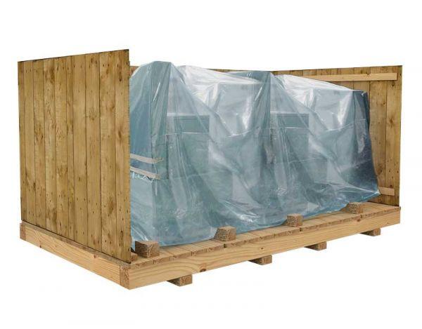 LDPE-Folie nach TL 8135-0019, 400 cm x 50 m, 200µ