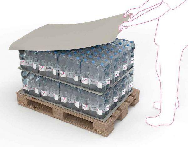 Zwischenlagekarton 118 x78 cm, 450 g/m², 600kg