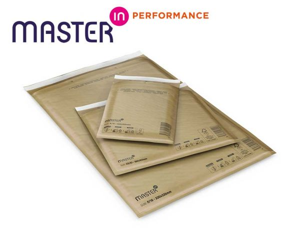 Master'in Performance Versandtasche 480 x 370 mm