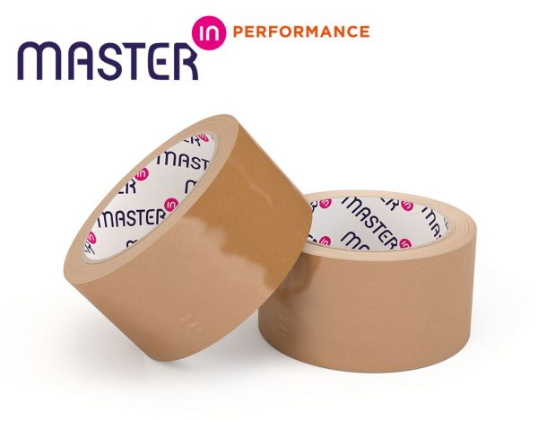 Master'in Performance PP-Packband 35 my Acryl braun
